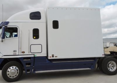 Drome Box – Driver Side with window